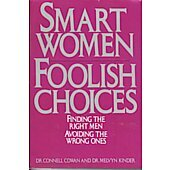 Smart Women Foolish Choices BOOK signed by author Dr. Melvyn Kinder (Signature is personalized to Craig)