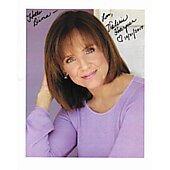 Valerie Harper Rhoda 8X10 (Signature personalized to Dina) #2