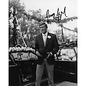 George Lazenby James Bond 007 8X10 #46