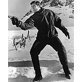 George Lazenby James Bond 007 8X10 #48