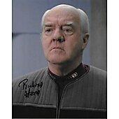 Richard Herd Star Trek 8X10 #4