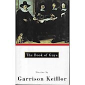 The Book of Guys BOOK - Signed by author Garrison Keillor