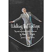 Walking the Tightrope BOOK signed by author Henry C. Rogers