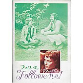 Follow Me (1969) original Japanese movie program ***LAST ONE***