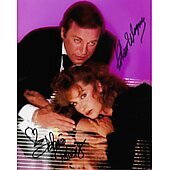 Robert Wagner & Stefanie Powers Hart to Hart 8X10