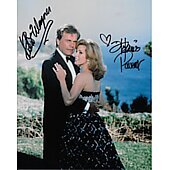 Robert Wagner & Stefanie Powers Hart to Hart 8X10 #7
