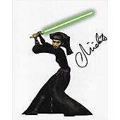 Olivia D'Abo Star Wars