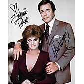 Robert Wagner & Stefanie Powers Hart to Hart 8X10 #4