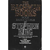 The Bachman Books BOOK signed by author Stephen King (signature is personalized to Craig)