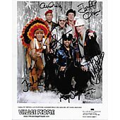 Village People (signed by 6 members)  **LAST ONE**