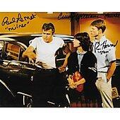 Ron Howard / Paul Le Mat / Cindy Williams American Graffiti