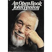 An Open Book BOOK signed by author John Huston (Signature personalized to Craig Modderno)