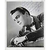 Ray Eberle (Signature personalized to Duke)