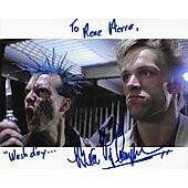 Brian Thompson Terminator  Personalized to Rene-Pierre