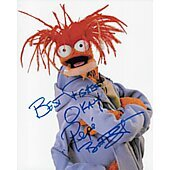 Pepé the King Prawn Muppet Bill Barretta 8x10