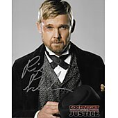 Ricky Schroder Goodnight for Justice 8X10