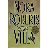 Villa BOOK - Signed by author Nora Roberts