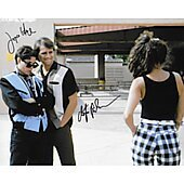 Joyce Hyser & Clayton Rohner Just One of the Guys 8X10