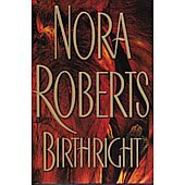 Birthright BOOK - Signed by author Nora Roberts