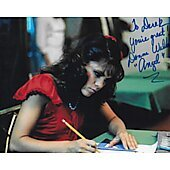 Donna Wilkes (Signature personalized to Derek)