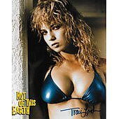 Traci Lords Not of this Earth 8X10 #2