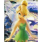 Margaret Kerry Tinkerbell from Disney 56