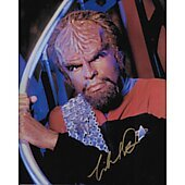 Michael Dorn Star Trek 8X10 #2