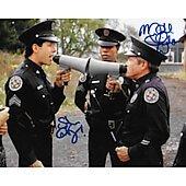Steve Guttenberg & Michael Winslow 8X10 Police Academy
