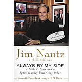 Always By My Side BOOK - Signed by author Jim Nantz