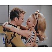 William Shatner & Barbara Bouchet Star Trek TOS