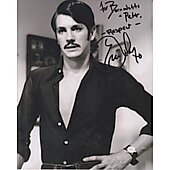 Eric Roberts Star 80 (Signature personalized to Bernadette & Peter)