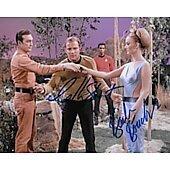 William Shatner & Barbara Bouchet Star Trek TOS 3