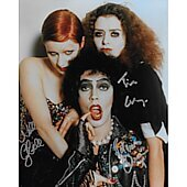 Tim Curry Rocky Horror cast of 3 #9