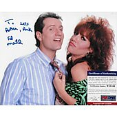 Ed O'Neill Married With Children (Signature personalized to Ruben) w/PSA/DNA COA