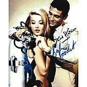 David Hedison & Barbara Bouchet Voyage to the Bottom of the Sea