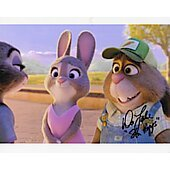 Don Lake Zootopia 8X10