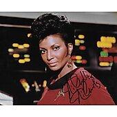 Nichelle Nichols Star Trek TOS 12