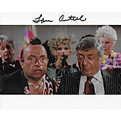 Lou Cutell Pee Wee's Big Adventure 8X10