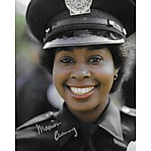 Marion Ramsey 8X10 Police Academy