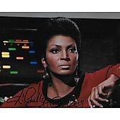 Nichelle Nichols Star Trek TOS 13