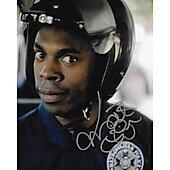 Michael Winslow 8X10 Police Academy