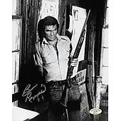 Burt Reynolds (1936-2018) 100 Rifles 8X10 w/ Ed Richard COA