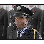 Michael Winslow 8X10 Police Academy 2