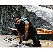 Burt Reynolds (1936-2018) Deliverance 8X10 w/ Ed Richard COA