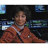 Nichelle Nichols Star Trek TOS 16