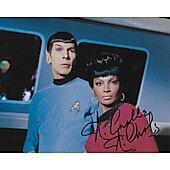 Nichelle Nichols Star Trek TOS 17
