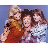 Loni Anderson & Jan Smithers WKRP 8X10