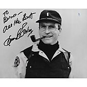 James B Sikking Hill Street Blues Personalized to Bernd