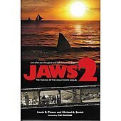 Jaws 2 BOOK - Signed by author Michael A. Smith