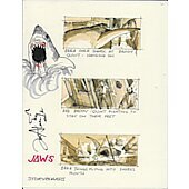 Joe Alves Jaws Original Conceptual Artwork #9